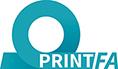 Printfa Logo